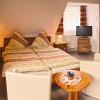 Wohn- und Schlafzimme